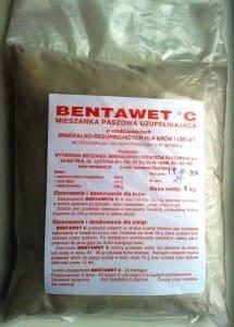 Bentawet C 1 kg na biegunki cielat biegunke biegunka