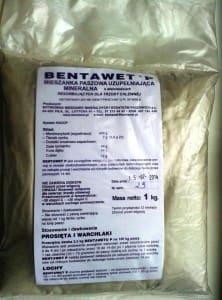 Bentawet P 1 kg na biegunki prosiat biegunke biegunka BENTAWET P na biegunkę dla prosiąt , biegunki u warchlaków , nieżyt jelit u tuczników ; stosowany również gdy występuje biegunka u loch ( macior